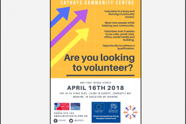 Community Centre Assistant / Volunteer