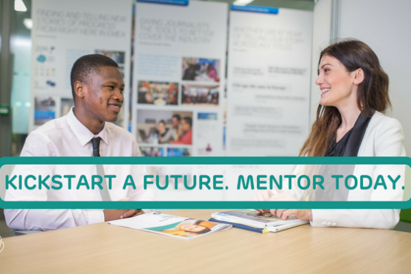 Mentor a Young person in Cardiff