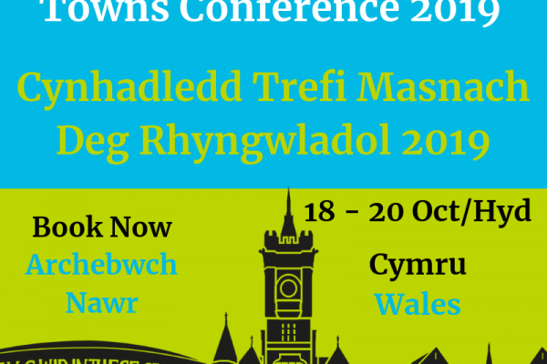 Event support for Fair Trade Wales