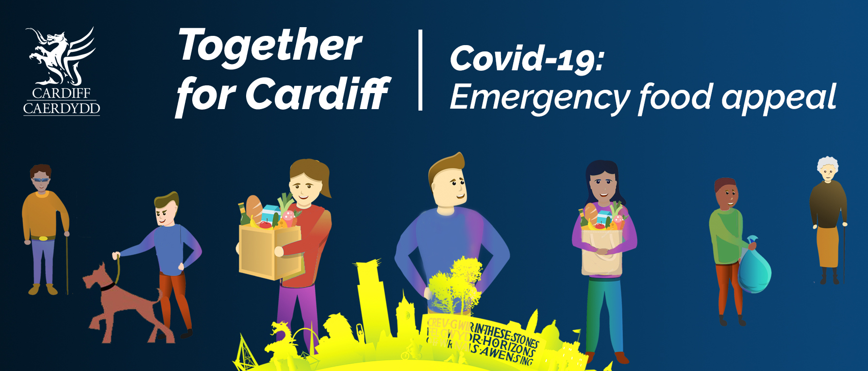 Cardiff Council Emergency Food Appeal