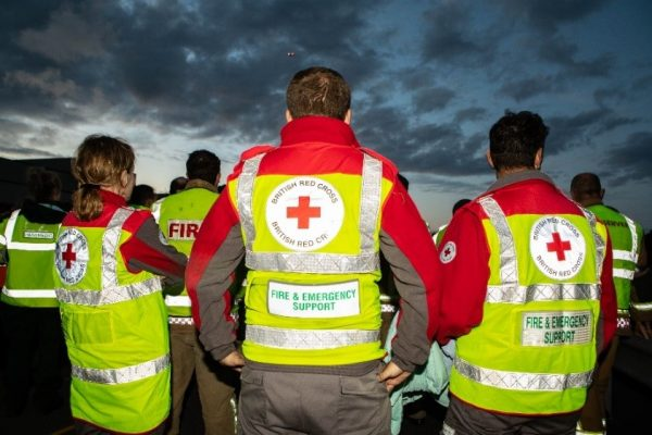 Emergency Response Volunteer Cardiff